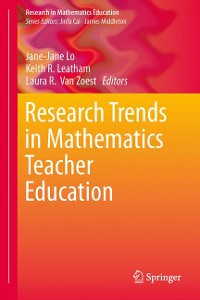 Cover Research Trends in Mathematics Teacher Education