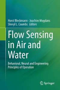 Cover Flow Sensing in Air and Water