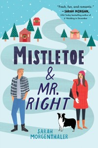 Cover Mistletoe and Mr. Right