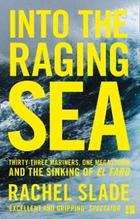 Cover Into the Raging Sea: Thirty-three mariners, one megastorm and the sinking of El Faro