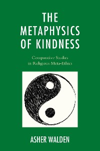 Cover The Metaphysics of Kindness