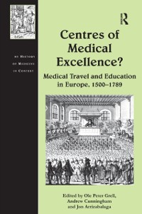 Cover Centres of Medical Excellence?