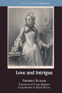 Cover Love and Intrigue