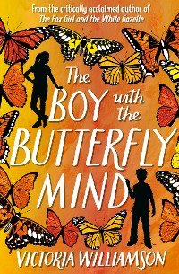 Cover The Boy with the Butterfly Mind
