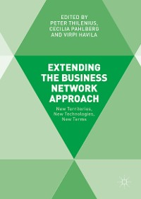 Cover Extending the Business Network Approach