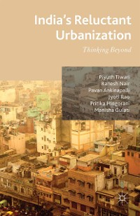 Cover India's Reluctant Urbanization