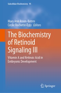 Cover The Biochemistry of Retinoid Signaling III