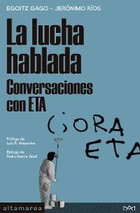 Cover La lucha hablada