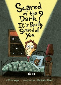 Cover Scared of the Dark? It's Really Scared of You