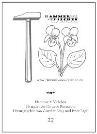 Cover Hammer + Veilchen Nr. 22