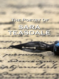 Cover The Poetry of Sara Teasdale