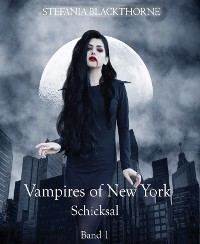Cover Vampires of New York 1