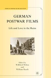 Cover German Postwar Films