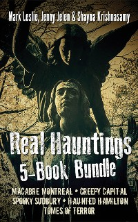 Cover Real Hauntings 5-Book Bundle