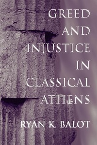 Cover Greed and Injustice in Classical Athens