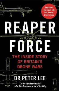 Cover Reaper Force - Inside Britain's Drone Wars