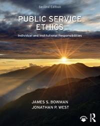 Cover Public Service Ethics