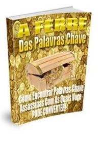 Cover A Febre Das Palavras Chave