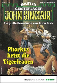 Cover John Sinclair 2170 - Horror-Serie