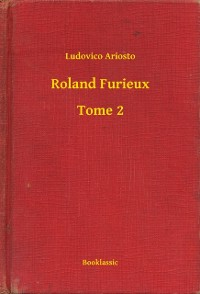 Cover Roland Furieux - Tome 2