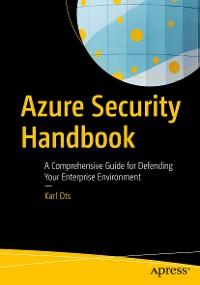 Cover Azure Security Handbook