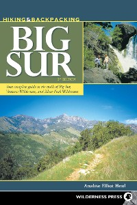 Cover Hiking and Backpacking Big Sur
