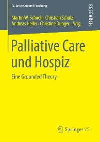 Cover Palliative Care und Hospiz