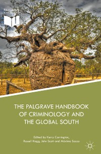 Cover The Palgrave Handbook of Criminology and the Global South