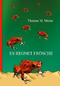 Cover Es regnet Frösche