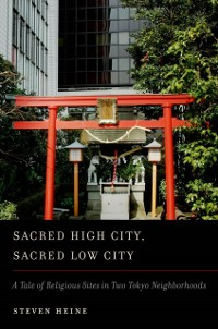 Cover Sacred High City, Sacred Low City