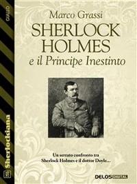 Cover Sherlock Holmes e il Principe Inestinto