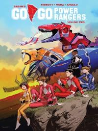 Cover Saban's Go Go Power Rangers, Volume 2