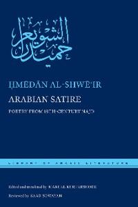 Cover Arabian Satire