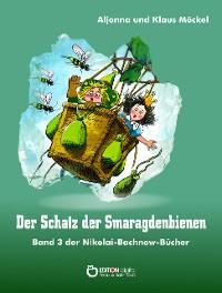 Cover Der Schatz der Smaragdenbienen
