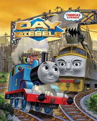 Cover Day of the Diesels (Thomas and Friends)