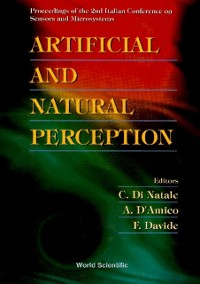 Cover Artificial And Natural Perception: Proceedings Of The 2nd Italian Conference On Sensors And Microsystems