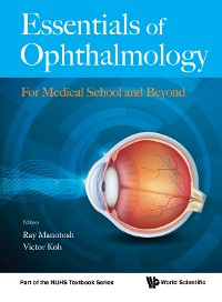 Cover Essentials Of Ophthalmology: For Medical School And Beyond