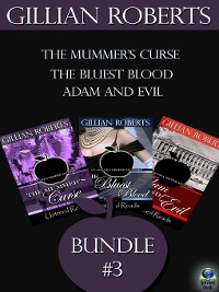 Cover The Amanda Pepper Mysteries, Bundle #3