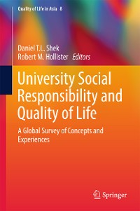 Cover University Social Responsibility and Quality of Life