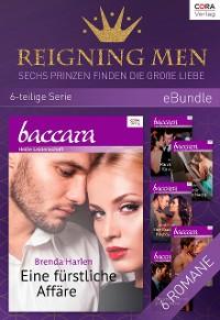 Cover Reigning Men - Sechs Prinzen finden die große Liebe