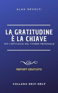 Cover La Gratitudine è la chiave