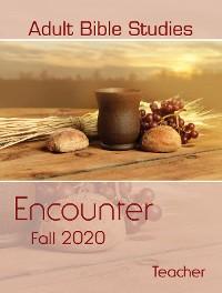 Cover Adult Bible Studies Fall 2020 Teacher