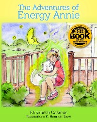 Cover The Adventures of Energy Annie