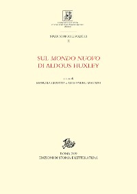 Cover Sul Mondo Nuovo di Aldous Huxley