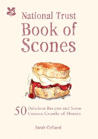 Cover National Trust Book of Scones