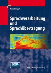 Cover Sprachverarbeitung und Sprachübertragung