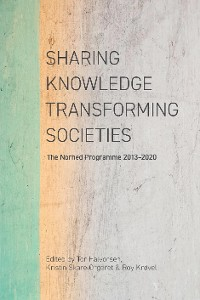 Cover Sharing Knowledge, Transforming Societies