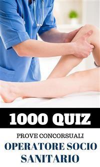 Cover 1000 Quiz Operatore Socio Sanitario