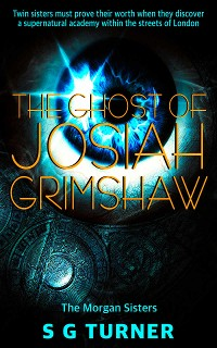 Cover The Ghost of Josiah Grimshaw
