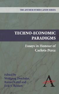 Cover Techno-Economic Paradigms